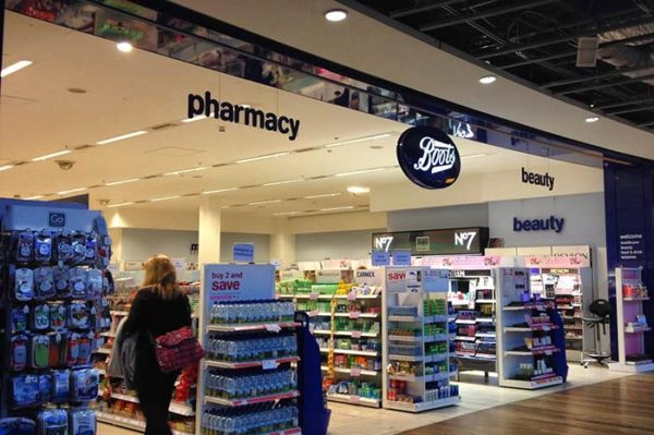 Boots Store - Retail