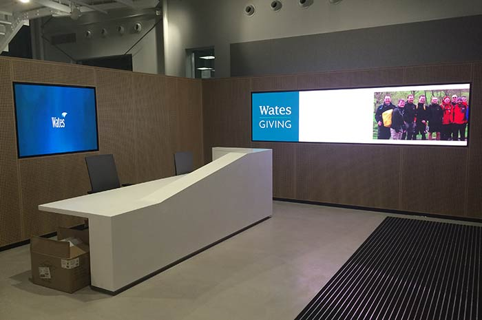Wates HQ, Leatherhead