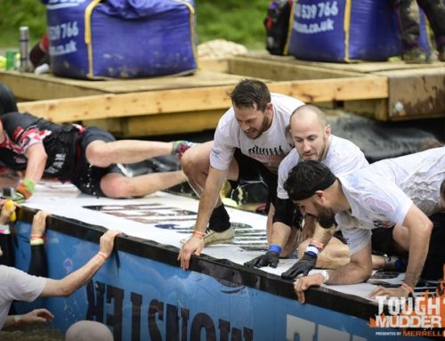 AMD team to take on Tough Mudder