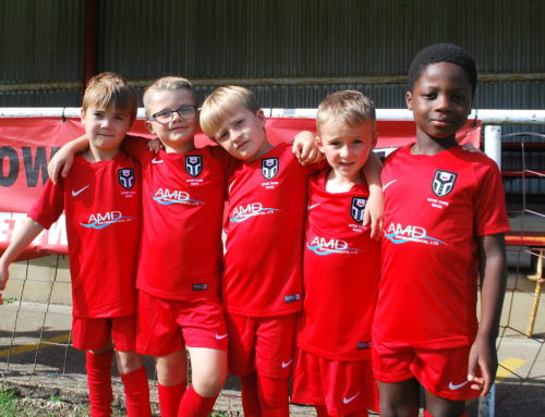 AMD proud to sponsor youth football