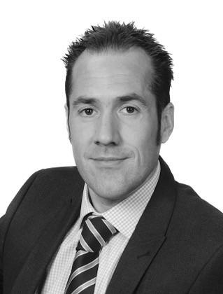 Darren Peachey, Finance Director